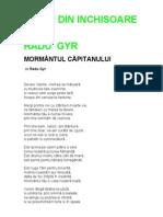 Radu Gyr - Poezii
