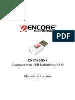 Enuwi Sn4 Manual