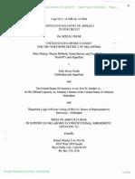 14-5003 5006 Amicus Brief of Duane Cox