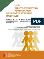 PROGRAMA DE TRATAMIENTO EDUCATIVO Y TERAPÉUTICO PARA AGRESORES SEXUALES JUVENILES.pdf