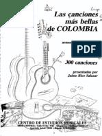 Canciones Tiple y Guitarra