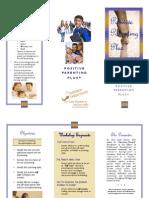 Positive Parenting Plus Brochure