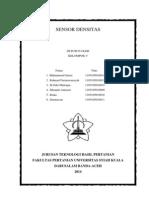 Sensor densitas