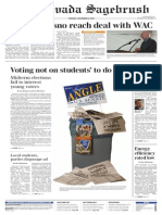 Nevada Sagebrush Archives 11/02/10