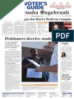 Nevada Sagebrush Archives 10/26/10