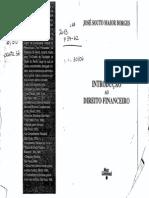 Introdução ao Direito Financeiro - José Souto Maior Borges