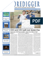 The Oredigger Issue 23 - April 14, 2014