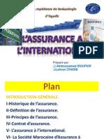 Exposé Assurance Internationale