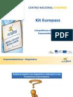 12. Kit Europass Empreendedorismo
