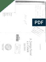 5ª Aula - HARVEY, D. A justiça social e os sistemas espaciais. In. HARVEY, D. A justiça social e a cidade. São Paulo. Hucitec, 1980. p. 81-100