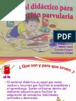 Material Didactico Presentacion