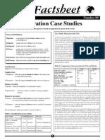 Migration Case Studies