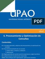 01 Procesamiento y Optimización de Consultas