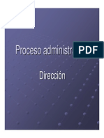 1. Proceso Admon Direccion