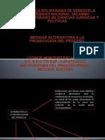 Medidas Alternativas a la Prosecución del Proceso.pptx
