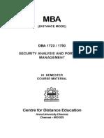 Security Analysis Portfolio Management (1)