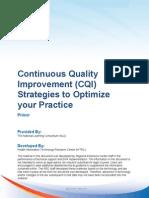 Continuous Quality Improvement Primer_feb2014