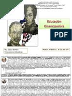 EDUCACION EMANCIPADORA