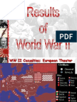 ww2-hush end results of wwii