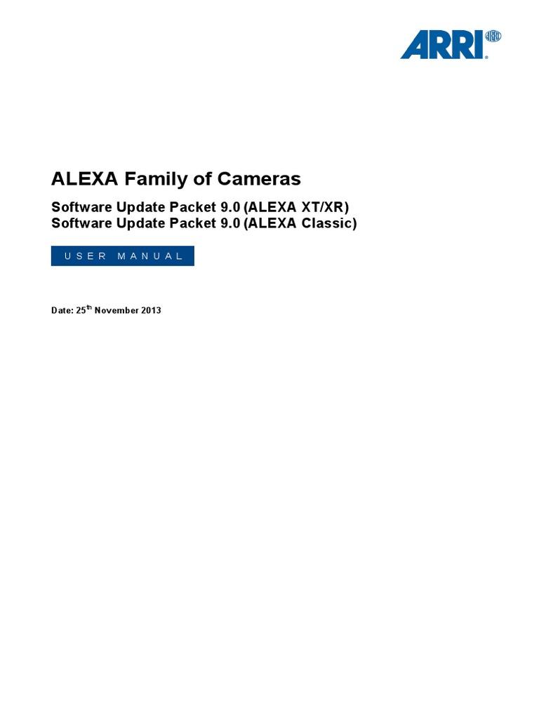 Arri Alexa User Manual Imaging Media Technology Sunhide Ring Gold Size 40