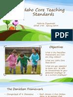 educ 290 core standards