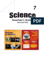 G7 Science Teachers Guide