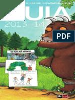 Huia Catalogue 2013-14