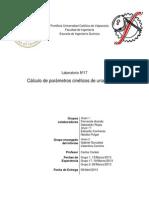 Informe Lab 17 Grupo 2
