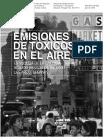 Emisiones de Toxicos en El Aire
