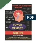 Power Memory Math 01