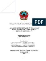 Analisis GFR dan OCR