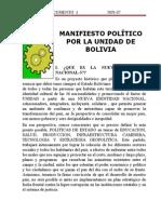 Manifiesto Politico 29 Noviembre (2)