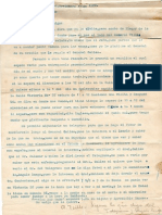Carta Firmada por A. Trillo dirigida a José Mercado.