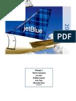 Jetblue Final Project