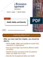 ,Health,Safety & Security