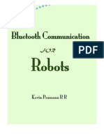 Bluetooth Robot Communication