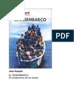 Jean Raspail - El Campamento de Los Santos. El desembarco