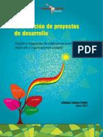 Manual de Elaboracion de Proyectos