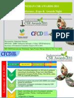 Indonesian CSR Awards 2011