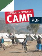 Gestion de Camp