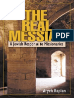 The Real Messiah Aryeh Kaplan