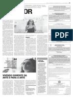 ECO-PRESS Civone-Medeiros AmeAsMulheres Em Nome Do Amor Por Henrique-Arruda NovoJornalRN Mar2014