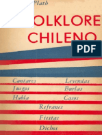 Folklor Chileno, Oreste Plath