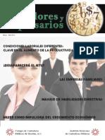 Nueva forma de medición de la informalidad laboral Revista Entre Contadores y Empresarios Mzo Abr 2012