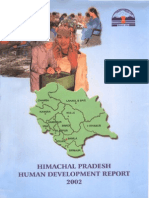 State human development report for Himachal Pradesh