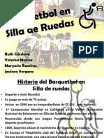 Basquetbol en Silla de Ruedas Definitivo