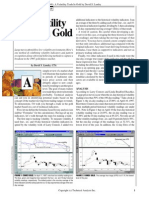 Low Volatility Environments
