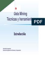Data Mining Introduccion