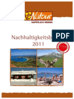 ReNatour-Nachhaltigkeitsbericht 2011