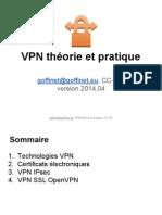 VPN théorie et pratique